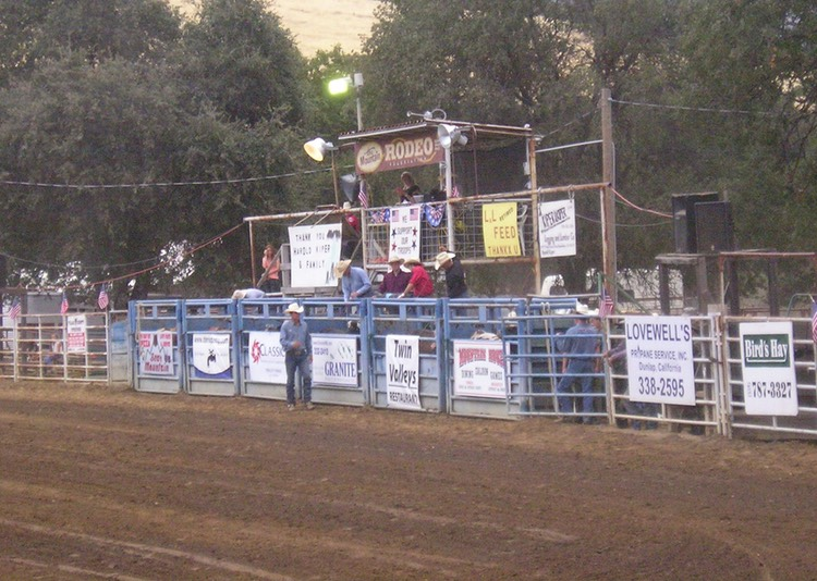 Squaw Valley Rodeo Grounds